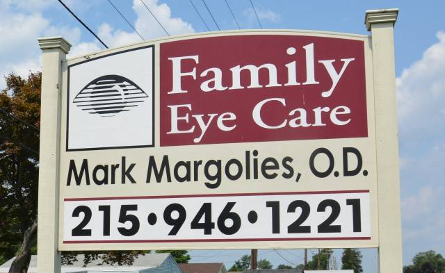 Margolies Family Eye Care In Levittown, Langhorne, & Bristol, PA